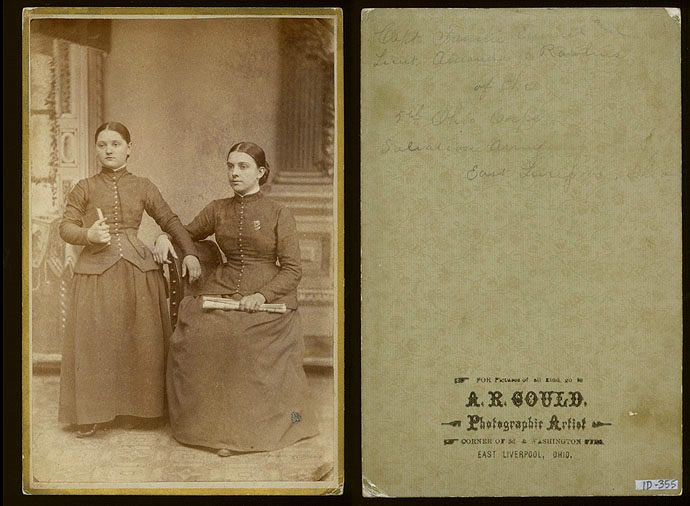 CWFP: Cabinet Cards for Sale - Sales Galleries 1